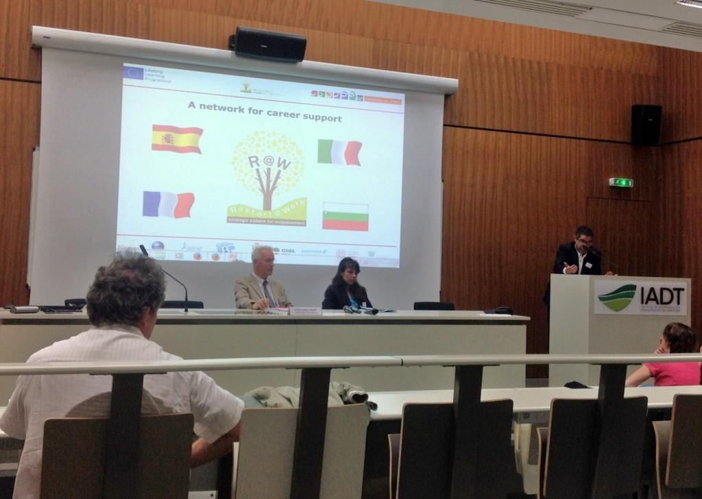 Francis Michard, Amandine - UBP / GIP Auvergne